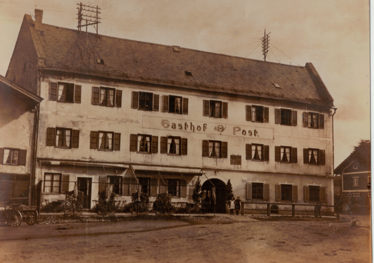 Hartl, Gasthof Post, Fellerwirt
